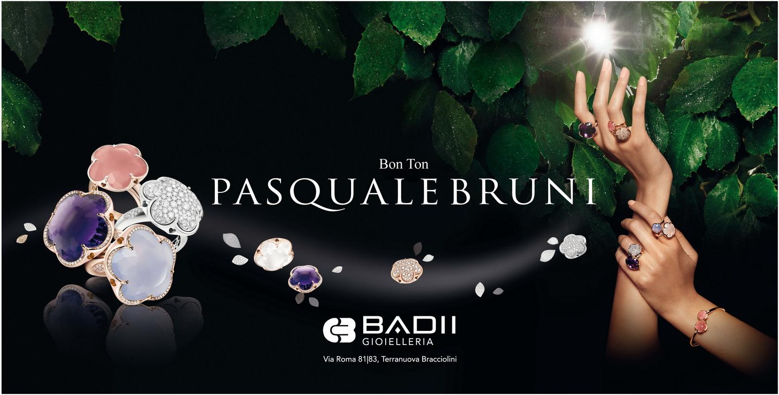 Badii partner esclusivo di Pasquale Bruni